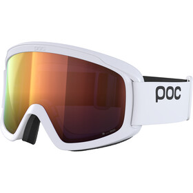 POC Opsin Clarity Svømmebriller, hydrogen white/spektris orange